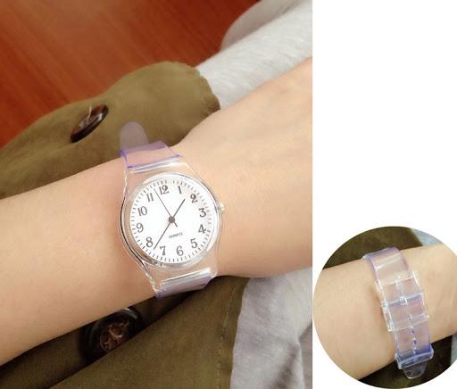 dây đeo đồng hồ nhựa