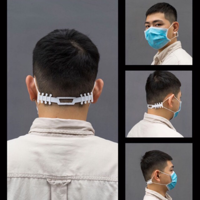 tai đeo khẩu trang nhựa