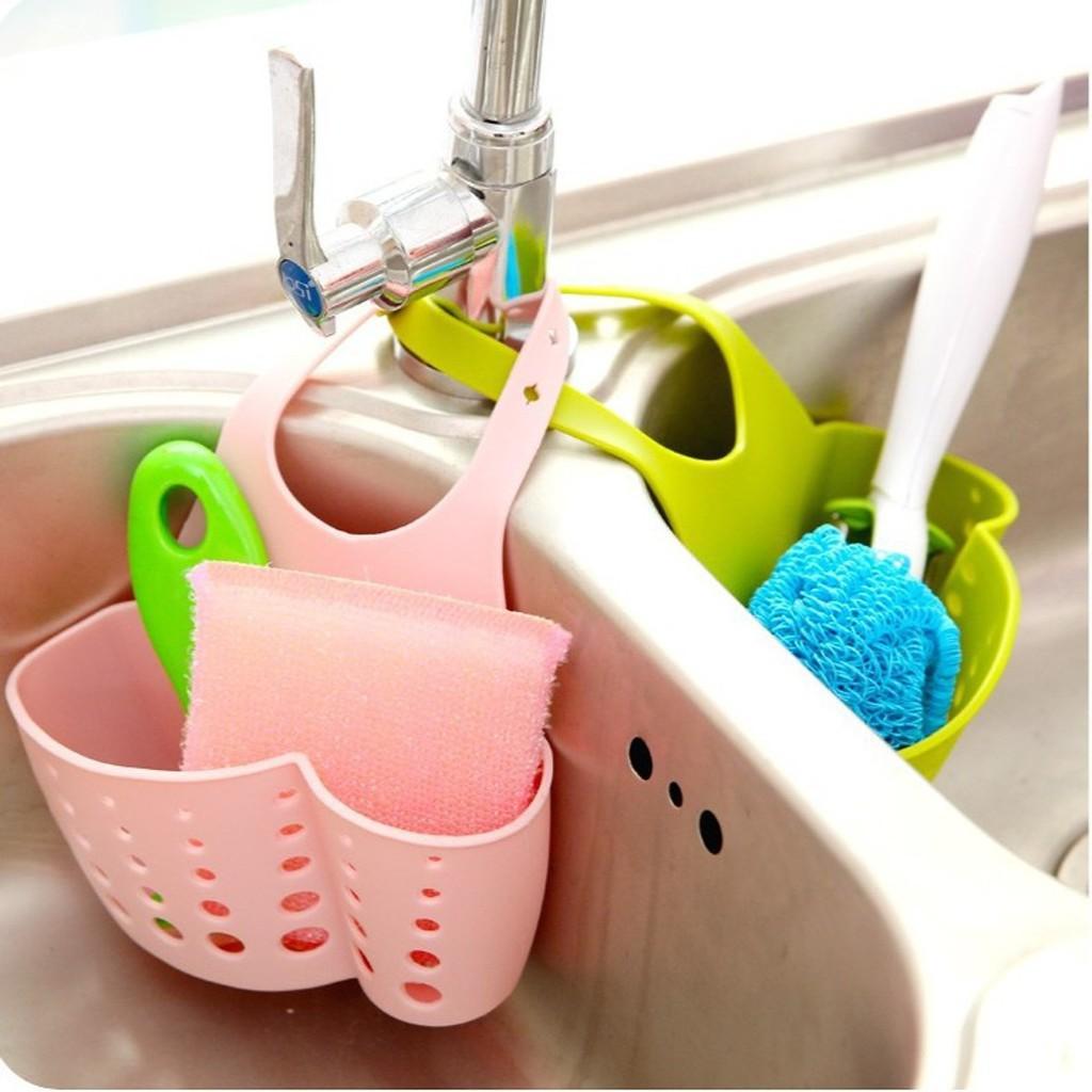 cung cấp giỏ nhựa treo bồn rửa chén