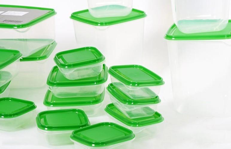 Hộp Nhựa Đựng Thức Ăn