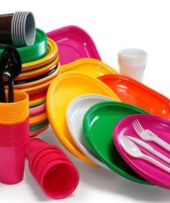 Đồ nhựa dùng một lần